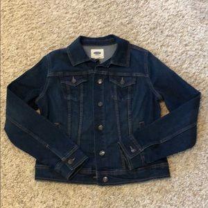 NWOT Old Navy jean jacket
